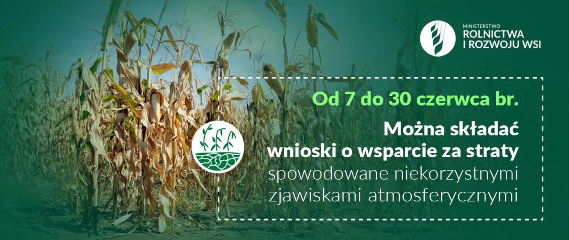 Informacja dla producentów rolnych!