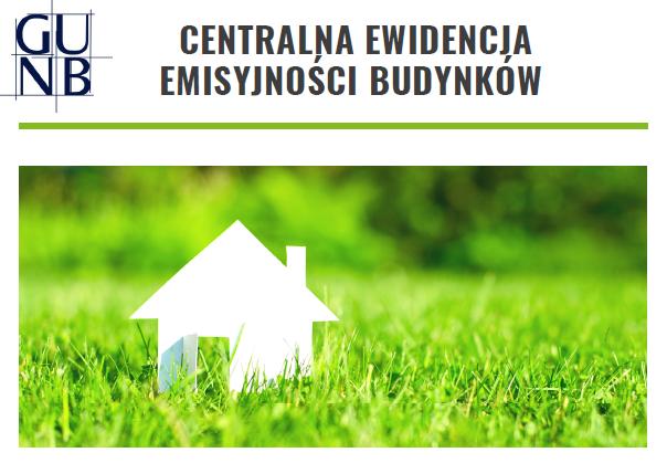 Już 1 lipca ruszy Centralna Ewidencja Emisyjności Budynków