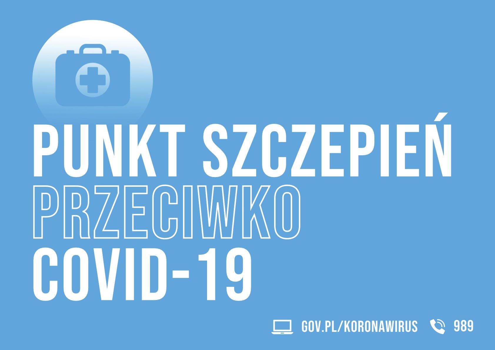AKCJA PROMOCJI SZCZEPIEŃ PRZECIWKO COVID-19 – 12.09.2021r.
